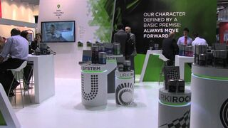 Besa en Automechanika 2014
