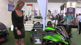 Berton en Automechanika 2014