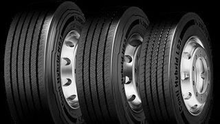 Continental presenta cuatro gamas de neumáticos en la feria IAA