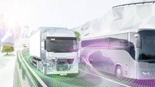 Bosch, eficiencia y conectividad en los vehículos comerciales
