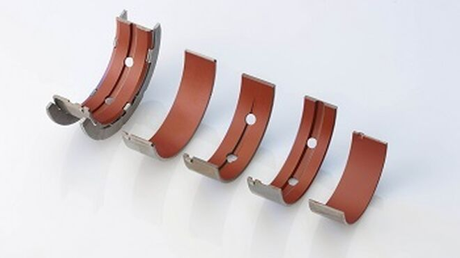 Irox, nueva solución de cojinetes sin plomo de Federal-Mogul