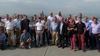 Distribuidores de Cromax celebran su convención anual en Automechanika