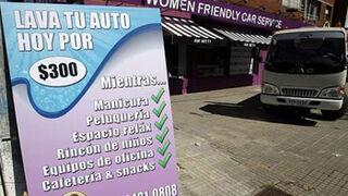 Ask Betty, un taller con peluquería para mujeres