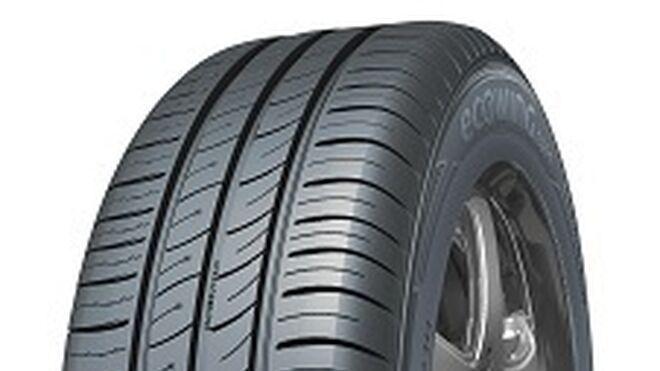 Ecowing ES01 KH27, el neumático más verde de Kumho
