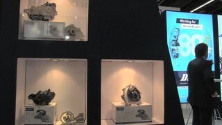 Dolz en Automechanika 2014