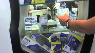 Icer en Automechanika 2014