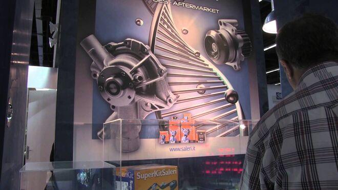 Saleri en Automechanika 2014