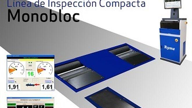 Ryme presentó en Automechanika nueva línea compacta Monobloc