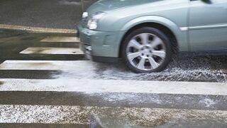 El neumático en mal estado, aún más peligroso en otoño