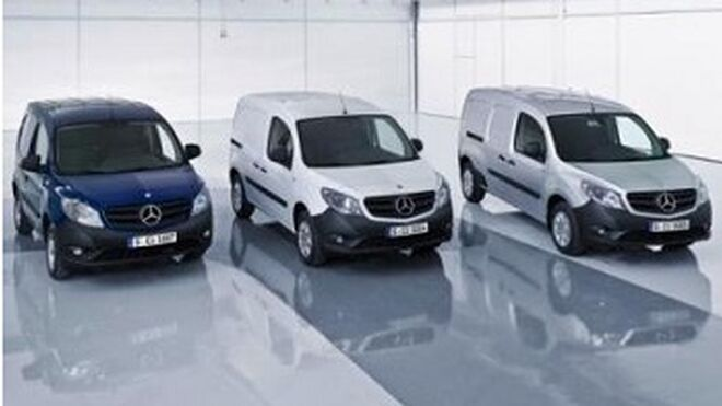 El mercado de furgonetas subirá el 40% en 2014 con el PIMA Aire 4