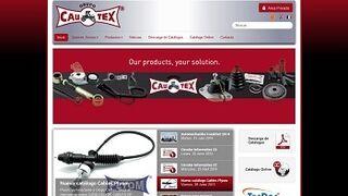 Grupo Cautex presentó su nueva web en Automechanika Frankfurt