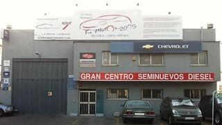 Ki Motor 2005, primer taller de Disprocar en Madrid