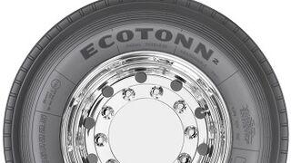 Fulda presenta el neumático de camión para remolque Ecotonn 2