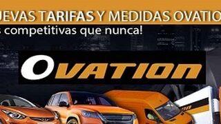 Ovation lanza nuevas medidas y tarifas más competitivas