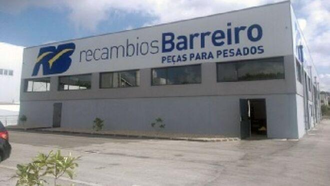Recambios Barreiro abre su tercer punto de venta en Portugal