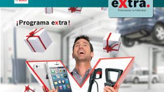 eXtra, el programa de Bosch para fidelizar talleres