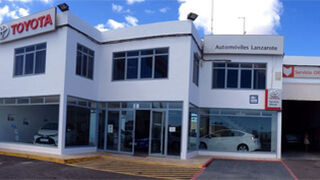 Automóviles Lanzarote, mejor concesionario Toyota en Canarias