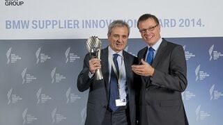 Pirelli, mejor innovación en calidad como proveedor de BMW