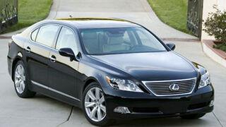 Lexus llama a revisión a unos 1.900 vehículos en España