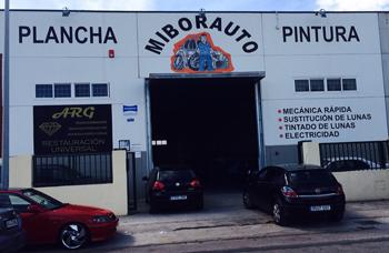 Miborauto nuevo taller de la red disprocar en paiporta - Reparacion tv valencia ...