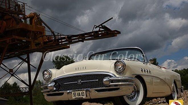 Glasurit celebra su X Calendario de Classic Car Colors