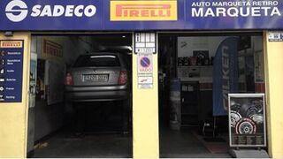 Auto Marqueta Retiro, nuevo taller de la red Sadeco