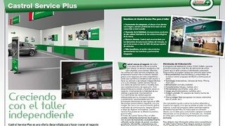 Castrol Service Plus, creciendo con el taller independiente