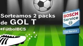 Bosch Car Service regala dos meses de fútbol con GolT