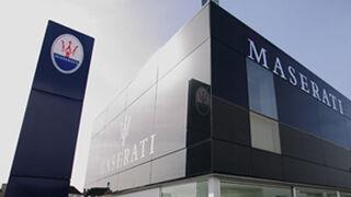 A. Sánchez abre concesionario Maserati en Zaragoza