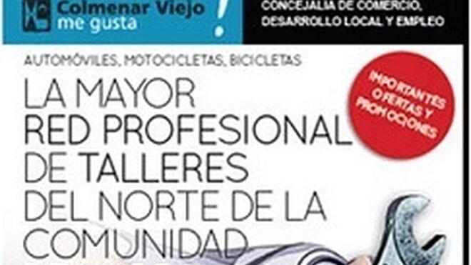 Colmenar Viejo hace campaña para promocionar sus talleres