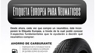 Conepa informa sobre la prohibición de los neumáticos poco eficientes
