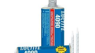 Loctite 4090, el primer adhesivo híbrido