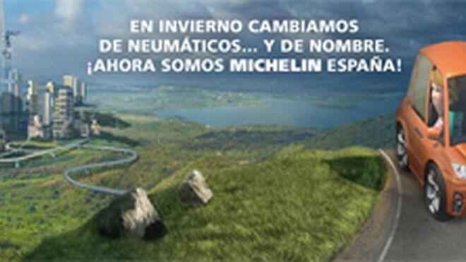 'Michelin España', nuevo nombre del fabricante en Facebook