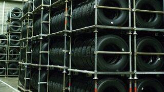 La venta de neumáticos poco eficientes, permitida hasta 2017