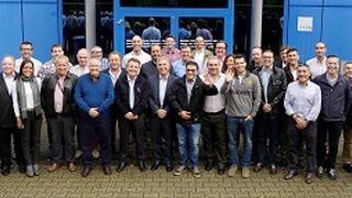 Convención anual de los distribuidores de Standox en Alemania
