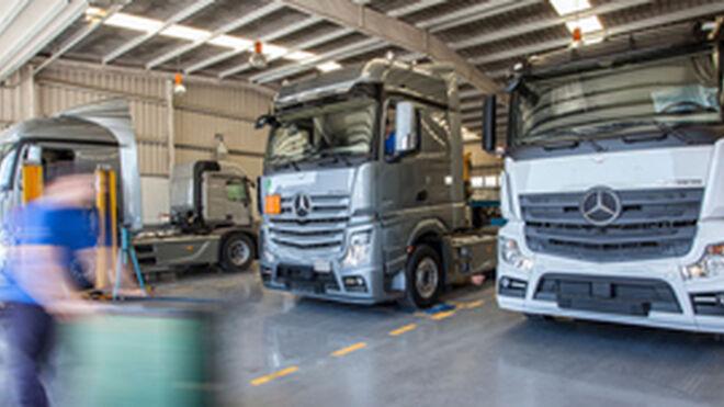 Mercedes-Benz Comercial Valencia inaugura su taller