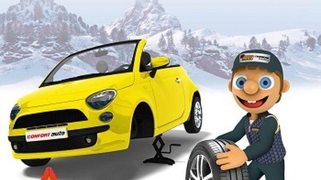 Confortauto aconseja a los usuarios cómo conducir seguros en invierno