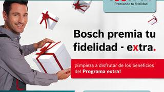 eXtra, el programa de fidelización de talleres de Bosch