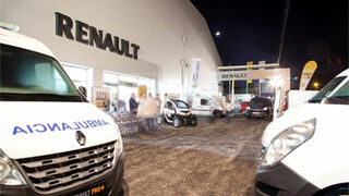 Herrero y López inaugura taller PRO+ de Renault en Murcia