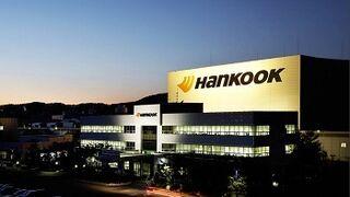 Hankook facturó en todo el mundo 1.259 millones en el tercer trimestre