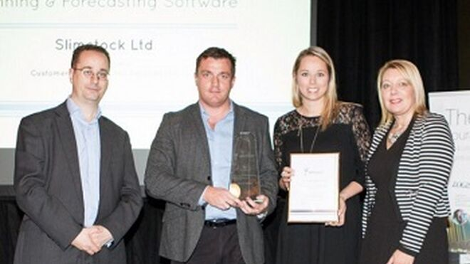 Slimstock gana un prestigioso premio de logística