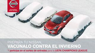 Nissan, nueva campaña 'Vacúnalo contra el invierno'