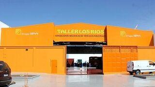Taller Los Ríos inaugura sus remodeladas instalaciones