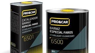 Pro&Car presenta un nuevo barniz especial para faros