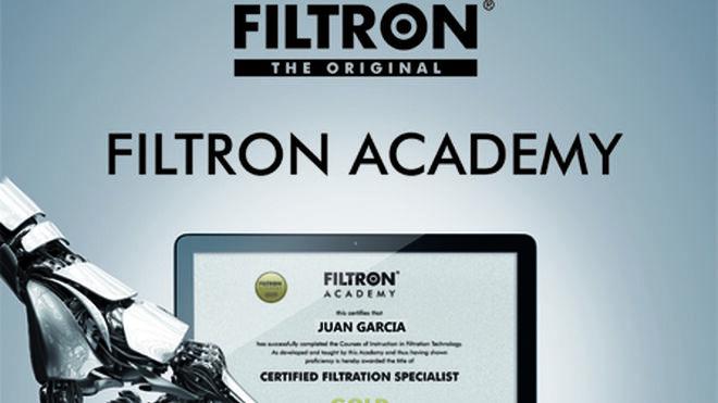 Curso online GRATIS de filtración con diploma acreditativo