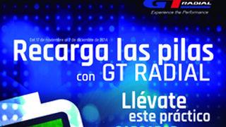 GT Radial lanza una campaña de incentivo de compra para usuario final