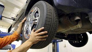 Grupo Andrés defiende que es más caro invertir en neumáticos usados