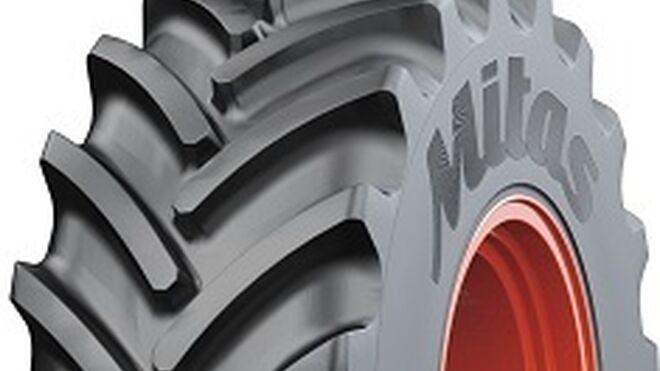Mitas presenta los neumáticos VF HC 2000 para grandes tractores