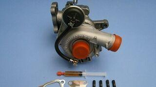 Vege incrementará su gama de turbos nuevos en 2015