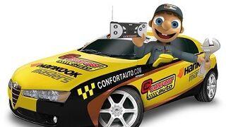 Confortauto regala un minicoche teledirigido con neumáticos Hankook